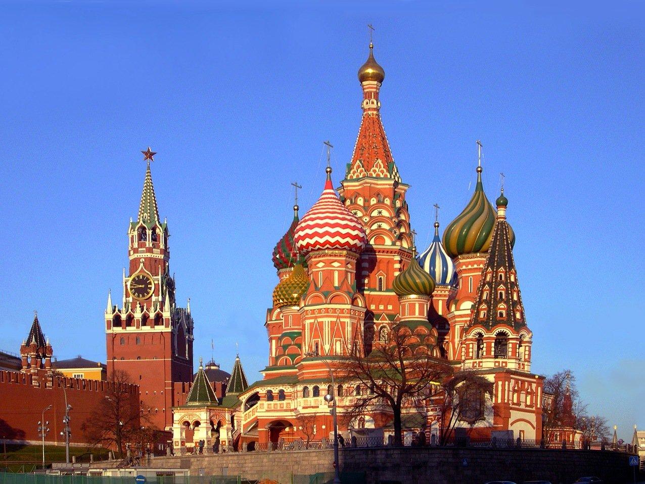 Россия картинки достопримечательностей