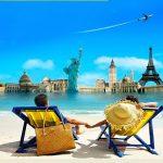 Набор на интенсивный курс для путешествий